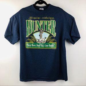 Vintage 1996 Antique Hunter Single Stitch T-shirt